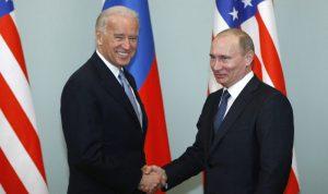 الكرملين: لا اتفاق بعد بشأن لقاء بوتين وبايدن