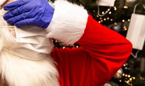 """ميلاد من دون هدايا…. و""""بابا نويل"""" محجور!"""