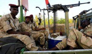 السودان ترسل تعزيزات أمنية لغرب دارفور