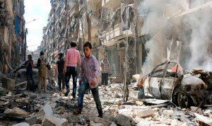 واشنطن: التسوية السياسية السبيل الوحيد لإنهاء الصراع في سوريا