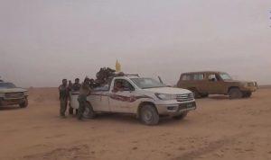 الفيلق الخامس يتسلم مواقع ميليشيات إيران في البوكمال