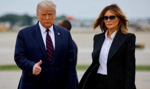 ترامب يقطع إجازته فجأة ويعود إلى البيت الأبيض!
