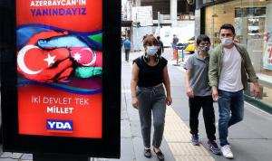 """تركيا تسجل حصيلة قياسية لوفيات بـ""""كورونا"""""""