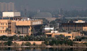 الولايات المتحدة تسحب بعض موظفيها من العراق