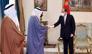 السيسي: للتكاتف لدرء المخاطر عن سائر الأمة العربية