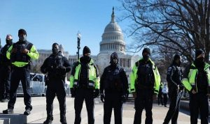 تحذير من احتجاجات مسلحة قبيل تنصيب بايدن رئيسًا للولايات المتحدة