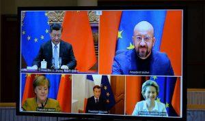 غضب أوروبي تجاه ألمانيا بسبب اتفاق تجاري مع الصين