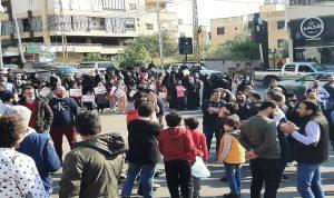 اعتصام ومسيرة لاهالي موقوفي أحداث عبرا