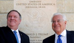 واشنطن تعيّن مبعوثا خاصا لتعزيز التطبيع بين العرب وإسرائيل