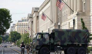 قبيل مظاهرة مؤيدة لترامب.. الحرس الوطني يستنفر في واشنطن