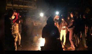 """وقفة احتجاجية لـ""""الشيوعي"""" في ساحة رياض الصلح"""