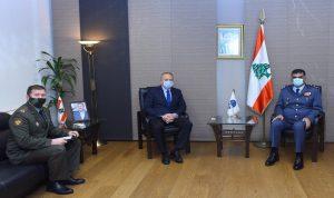 عثمان عرض مع السفير الروسي للأوضاع الأمنية