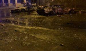 بالصور: استهداف قوى الأمن بقنابل يدوية روسية الصنع في طرابلس