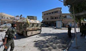 استنفار في القامشلي.. اشتباكات بين القوات الكردية والنظام