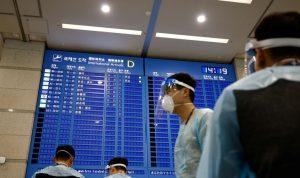 كوريا الجنوبية… تمديد حظر السفر الى هذه الدول لـ6 أشهر