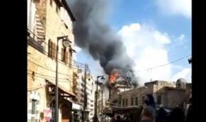 في طرابلس… احتراق منزل ووفاة شابين