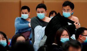 الصين… نحو 1.2 مليار جرعة لقاح لسكانها