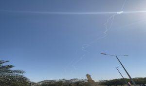اعتراض صاروخ أطلقه الحوثيون في أجواء الرياض