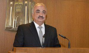 الحجار: عون يريد حكومة تتناقض مع المبادرة الفرنسية