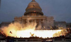 بيلوسي: العدو موجود داخل الكونغرس!