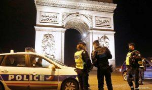 في باريس… توقيف العشرات في تظاهرة مؤيدة لفلسطين
