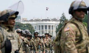 الحرس الوطني باقٍ في واشنطن حتى منتصف آذار