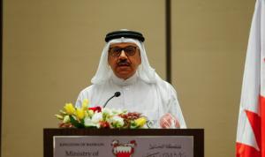 وزير خارجية البحرين ينتقد قطر: لم تبدِ أي بادرة حلحلة