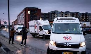 الدنمارك قلقة من ازدياد إصابات كورونا المتحور