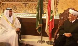دريان: دور الإمارات مميز في التعاطي مع لبنان