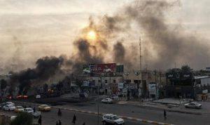 العراق: مقتل شرطي وجرح 33 آخرين في احتجاجات ذي قار