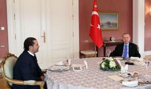 """الحريري في تركيا: """"بزنس"""" لا سياسة"""