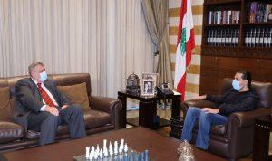 الحريري التقى كوبيتش في زيارة وداعية