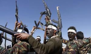 الحوثيون يسقطون طائرة تجسس هجومية للسعودية باليمن