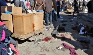 """11 قتيلًا من الحشد الشعبي العراقي في هجوم نُسب لـ""""داعش"""""""