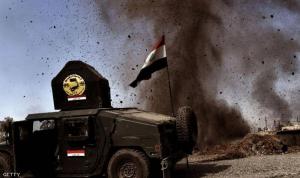 هجوم بطائرة مسيرة مفخخة على قاعدة عين الأسد
