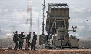 """إسرائيل """"واثقة"""" من قوة القبة الحديدية"""