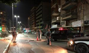 """إجراءات مشددة لـ""""قوى الأمن"""" في عدة مناطق لبنانية"""