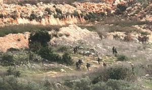 خرق إسرائيلي على الحدود مقابل بلدة ميس الجبل