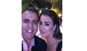 جمال سنان تعافى من كورونا… وماغي بو غصن: الله يخلصنا!
