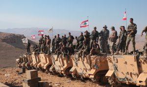 فرنسا ستستمرّ بدعم الجيش اللبناني