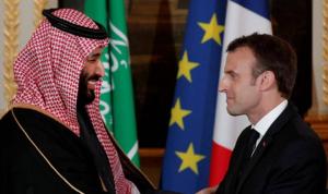 تفاصيل اتصال هاتفي لماكرون رفض فيه بن سلمان مساعدة لبنان