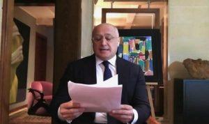 الشيخ خلف أحمد الحبتور يُكرّم الإعلامي مارسيل غانم