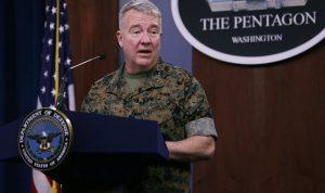 """قائد عسكري أميركي: العلاقات مع إيران أمام """"فرصة جديدة"""""""