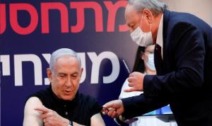 نتنياهو: قد يتم تطعيم كل الإسرائيليين في غضون شهرين