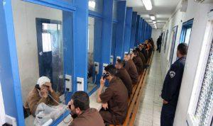 إسرائيل توافق على إعطاء لقاح كورونا للمعتقلين الفلسطينيين