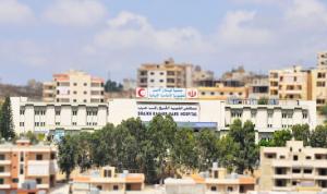 """مستشفى الشيخ راغب حرب: القدرة الاستيعابية في قسم """"كورونا"""" 90%"""