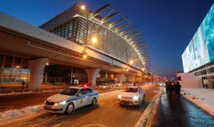 توقيف عدد من أنصار المعارض الروسي نافالني في مطار فنوكوفو