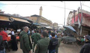 في صبرا… زحمة مواطنين بالرغم من الإقفال! (صور)