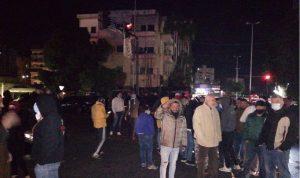 مسيرة في شوارع صيدا تضامنًا مع محتجي طرابلس