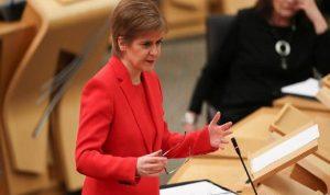 اسكتلندا ترفع قيود كورونا